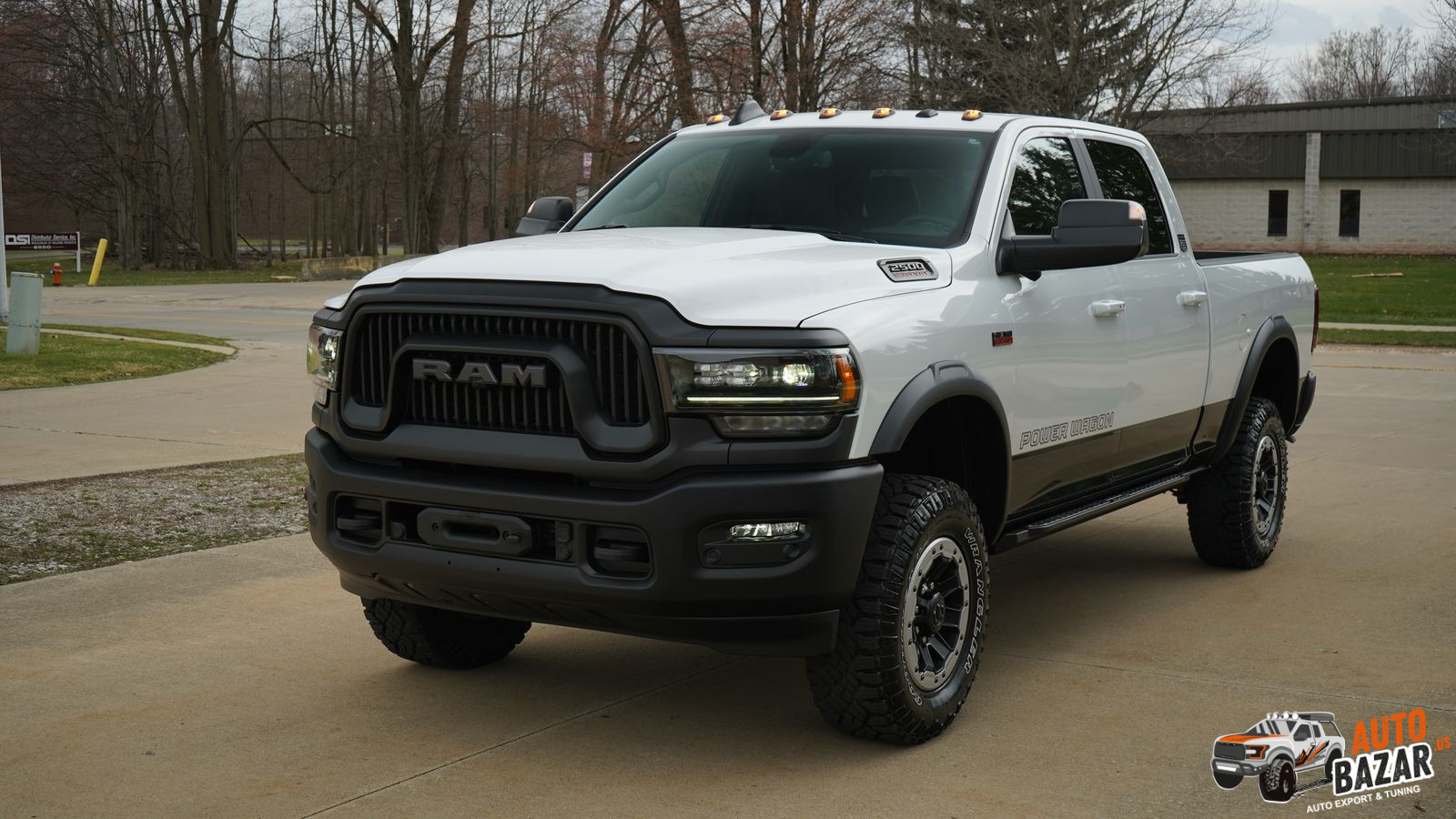 2021 RAM 2500 Power Wagon 75th Anniversary Edition