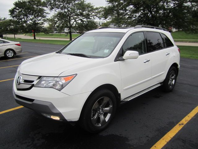 2008 Acura MDX Tech/DVD
