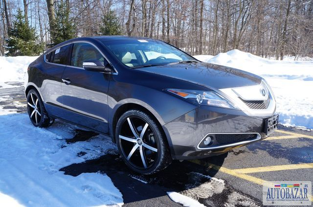 2011 ACURA ZDX Technology