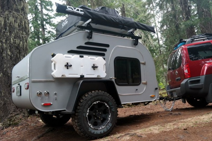Oregon Trailer TerraDrop