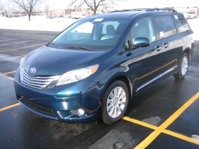 2011 Toyota Sienna Limeted AWD