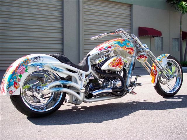 "2005 Bourget Fat Daddy 330 ""Tattoo Series"""